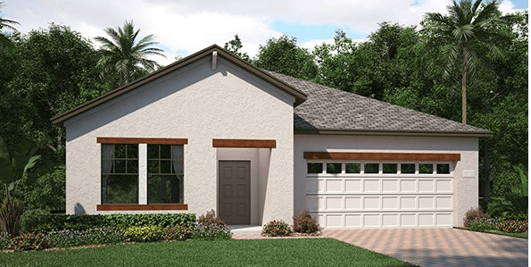 Lennar Homes The Enclave at Boyette Riverview Florida Move in Ready Inventory