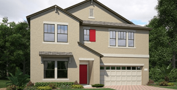 The Oaks at Shady Creek in Riverview, FL 33579 Lennar $217,290 - $311,490