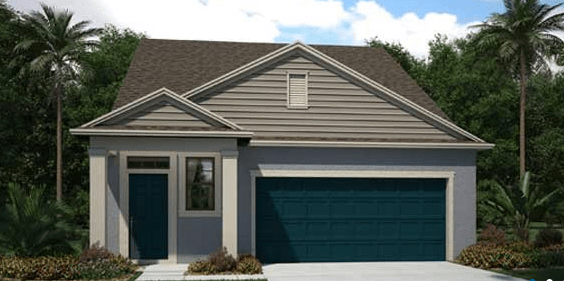 LENNAR HOMES CONNERTON MANORS IN LAND O LAKES, FL 34637