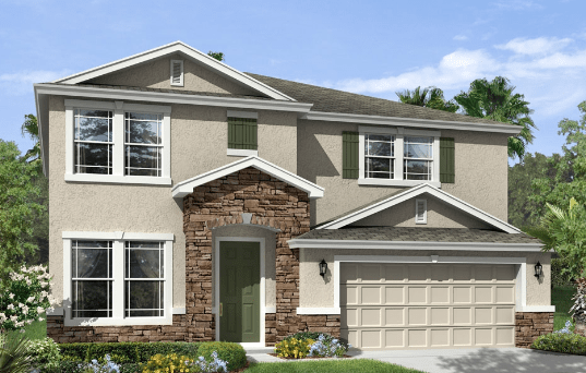 Riverview Florida Buy New Construction Homes for Sale