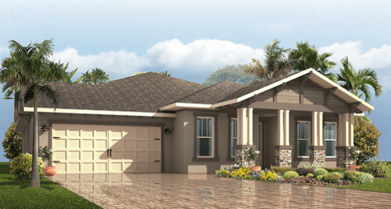 New Home Builders who Offers New Homes for Sale in FishHawk Ranch