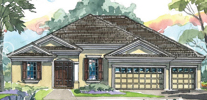 Waterset New Homes For Sale - Southshore New Homes