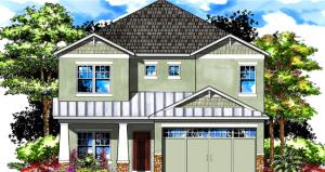 Interbay South Tampa Florida New Homes