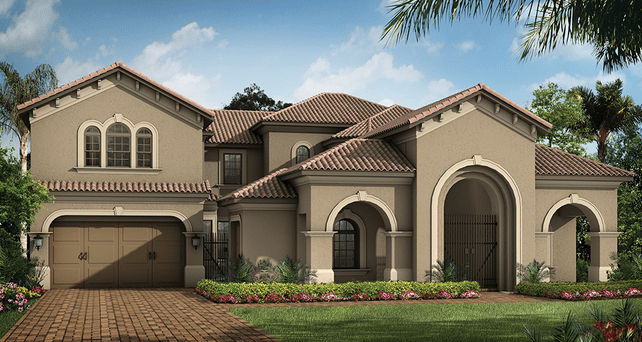 New Homes in Tampa Bay FL