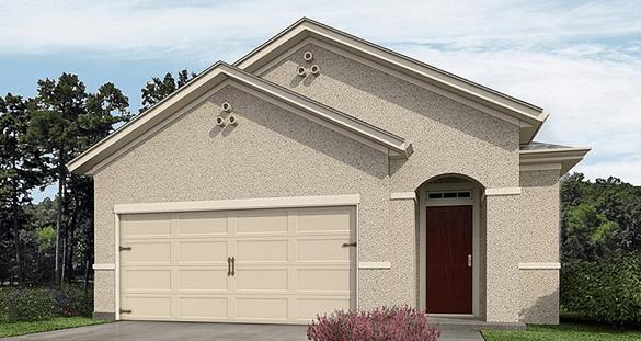 DR Horton Homes – Riverview South Shore Florida Homes