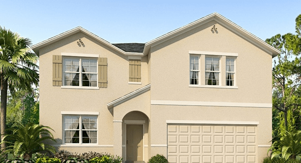 Dr Horton Single Family Homes & Town Homes Riverview Florida