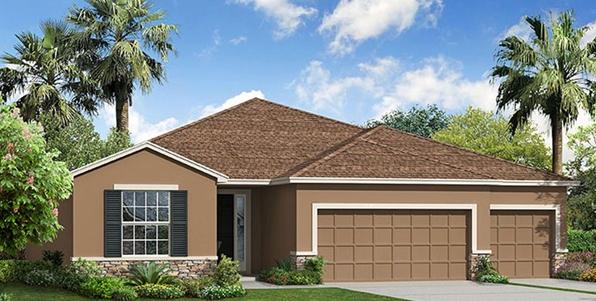 DR Horton Homes – Riverview Florida New Homes