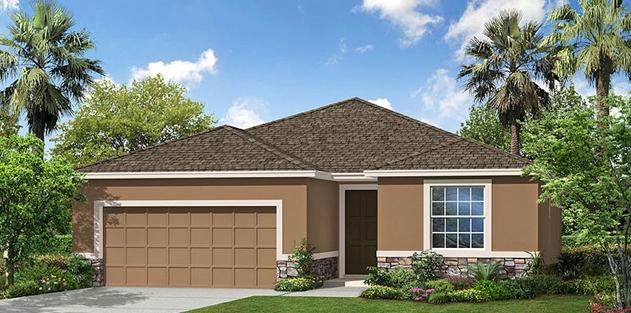 DR Horton Tampa Homes – Riverview Florida