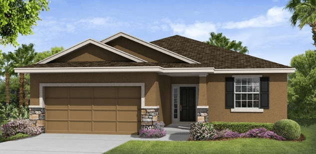 Selling New Homes Riverview Florida