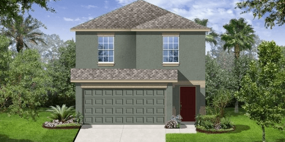 New Affordable Homes in Ruskin Florida