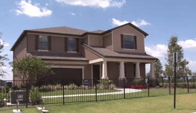 Riverview Florida New Homes Currently Available