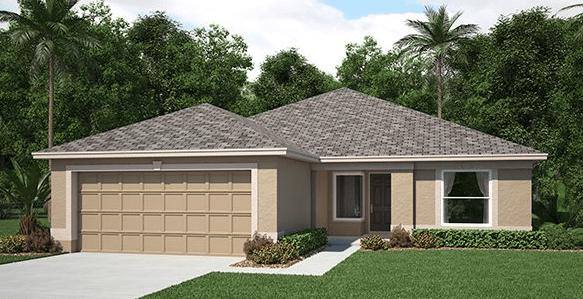 CYPRESS CREEK – NEW HOMES