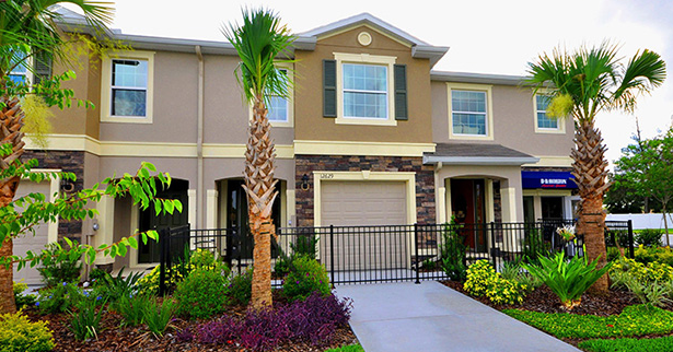 You are currently viewing New Town Homes Riverview Florida