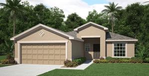 Lennar Dream Home. New Lennar Single Family Homes Riverview Florida 33598