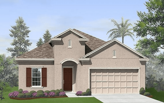 CalAtlantic Homes (Ryland Homes) Waterstone Lakes Riverview Florida