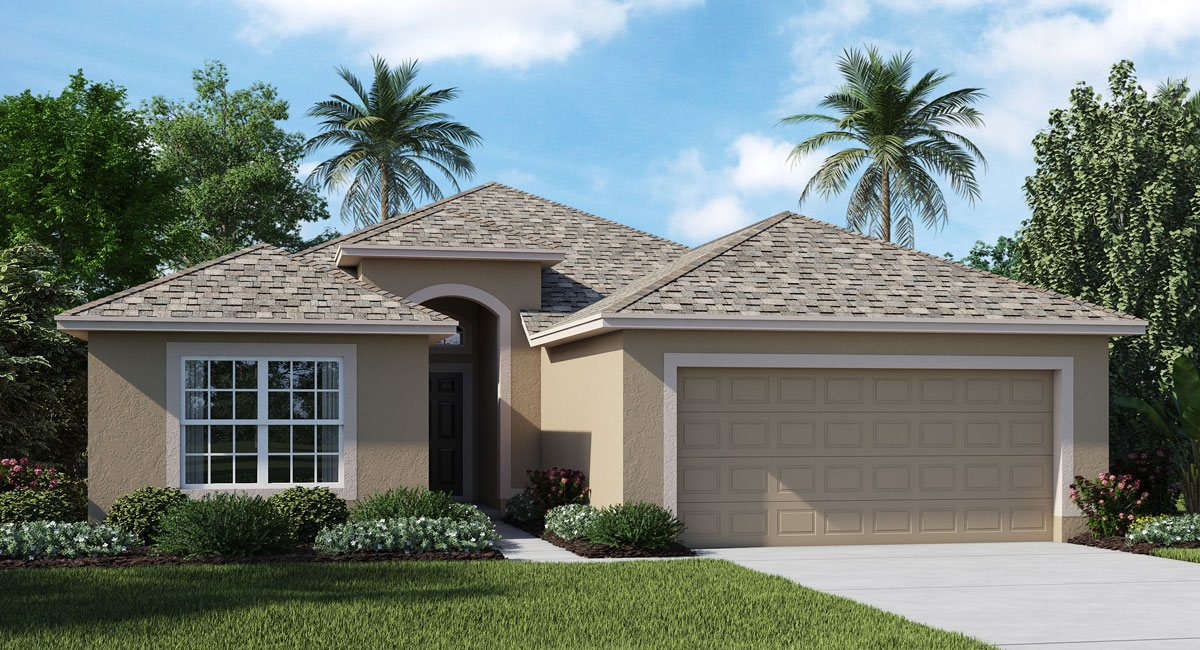 Riverview Fl New Community's Features Affordably Priced, New Homes