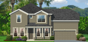 New Homes Highland Estates Wimauma Florida