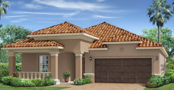 The Eastham | 4 Bedrooms | 3 Bath | 2 Car | Riverview Fl