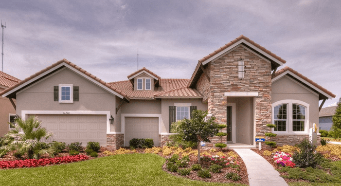 You are currently viewing Buyers: Search all the Fishhawk Ranch new homes for sale Lithia below.