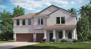 Full Range of New Single-Family Homes Riverview Florida