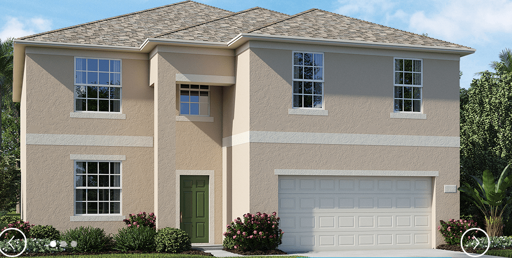 New Homes Summerfield Crossing Riverview Florida 33579