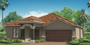 New Homes, Military, Riverview, Florida