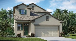 Union Park The Massachusetts 2,507 sq. ft.5 Bedrooms 3.5 Bathrooms 1 Half bathroom 2 Car Garage 2 Stories Wesley Chapel Fl