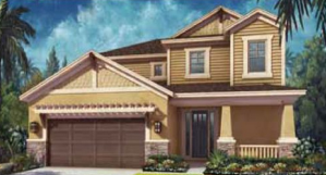 Connerton Land O Lakes Fl New Homes