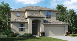 Monte Carlo New Home Plan in Preserve at Riverview – Riverview Florida