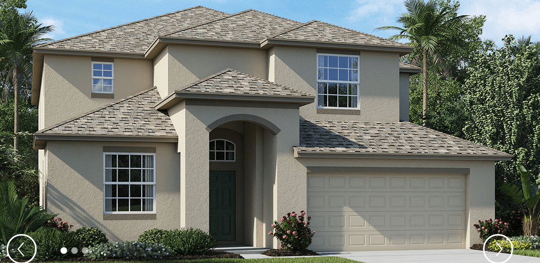 You are currently viewing Ballantrae/Monte-Carlo/3,210 Square Feet 5 Bedrooms 3 Bathrooms 3 Car Garage 2 Stories Riverview Florida
