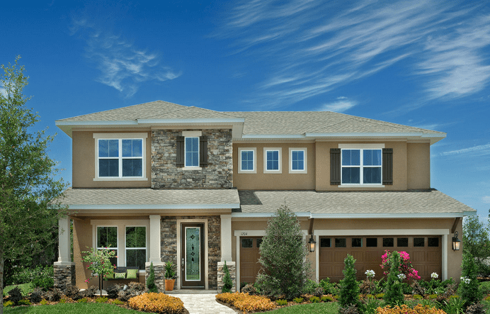 You are currently viewing New Homes Union Park Wesley Chapel Florida