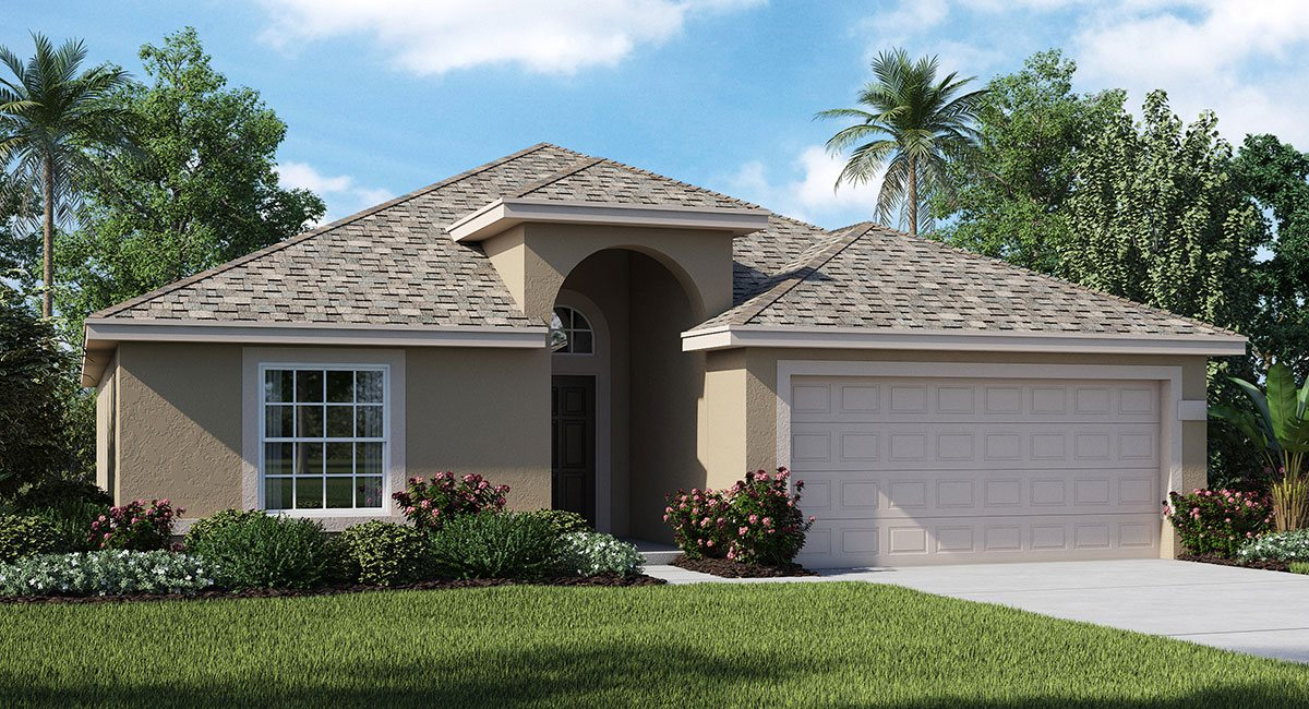 You are currently viewing Normandy New Home Plan in Cypress Creek: Cypress Creek Estates by Lennar