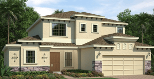D.R. Horton Homes Luna Bay Sarasota Florida