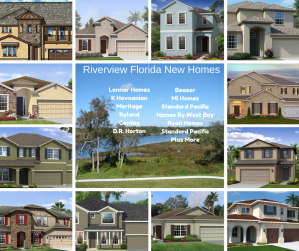 Read more about the article Riverview Florida Boasts Some Fine New Homes Communities