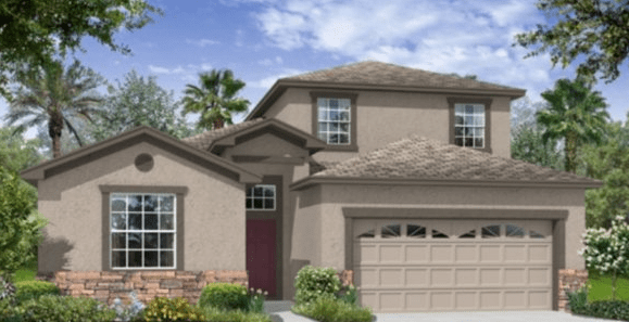 You are currently viewing Lennar Homes Hawks Pointe Ruskin Florida New Homes