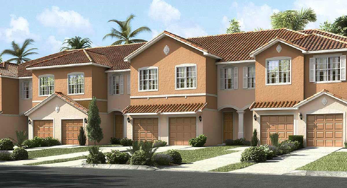 You are currently viewing Townhomes At Regatta Landing The Ava 1,871 sq. ft. 3 Bedrooms 2.5 Bathrooms 1 Half bathroom 1 Car Garage 2 Stories Bradenton Fl