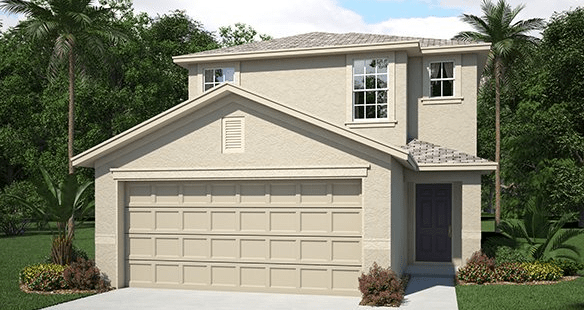 Lennar Homes Live Oak Preserve Tampa Florida New Homes