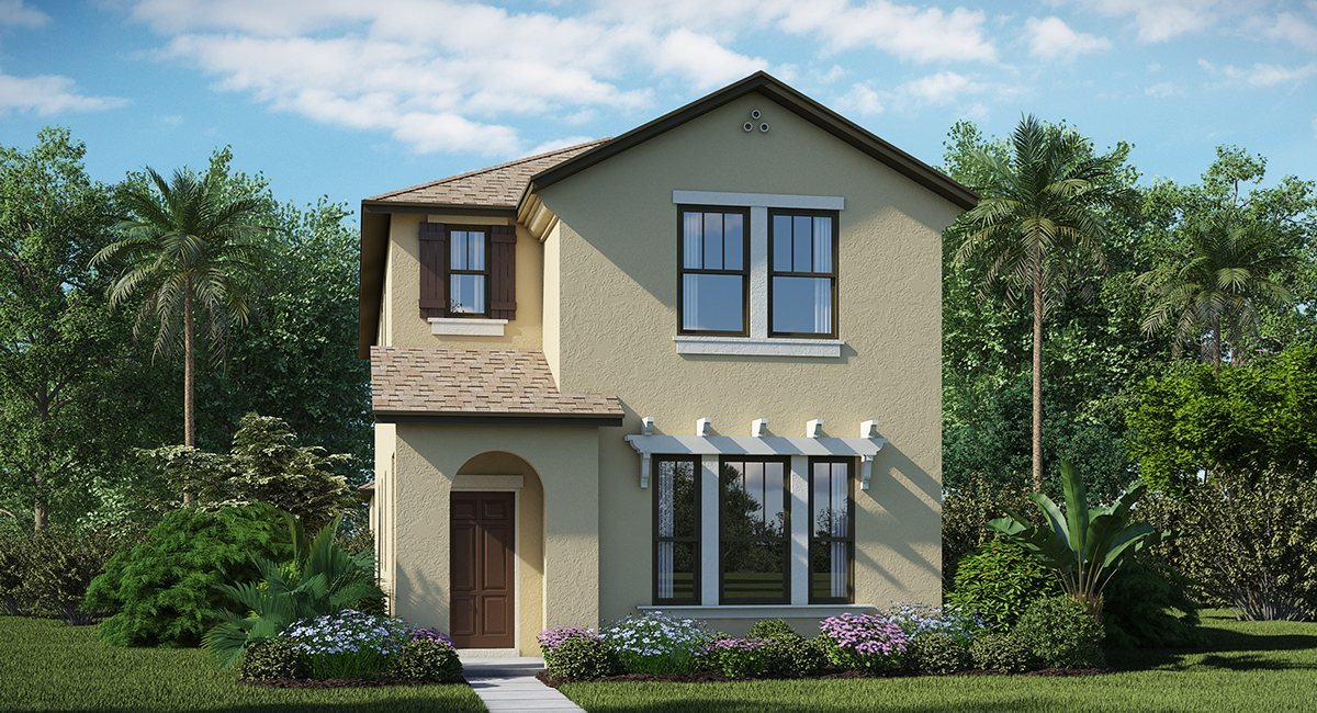 You are currently viewing The Arbors at Wiregrass Ranch The Willow 2,462 sq. ft. 4 Bedrooms3 Bathrooms 1 Half bathroom 2 Car Garage 2 Stories Wesley Chapel Fl