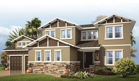 Move-In Ready New Homes in Apollo Beach Florida