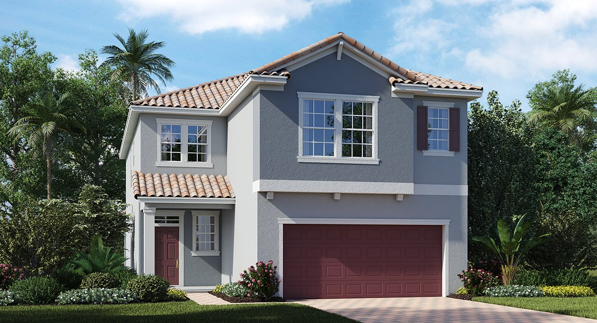 New Home Plans in La Collina by Lennar