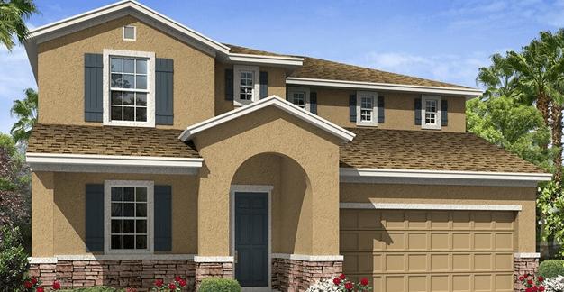 New Homes WaterSet Apollo Beach Florida