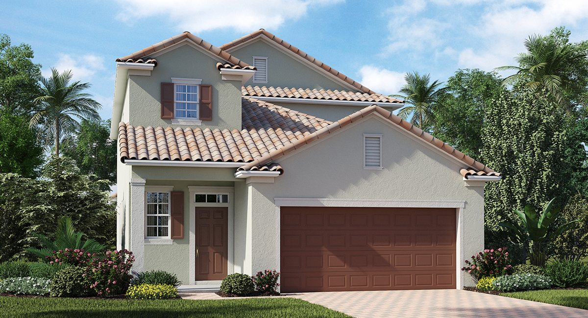 La Collina Brandon Florida New Homes