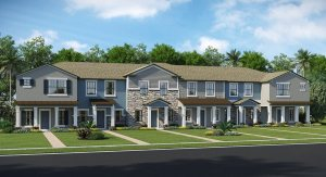 The Arbors at Wiregrass Ranch The Sweetbay 1,510 sq. ft. 3 Bedrooms 2 Bathrooms 1 Half bathroom 1 Car Garage 2 Stories Wesley Chapel Fl