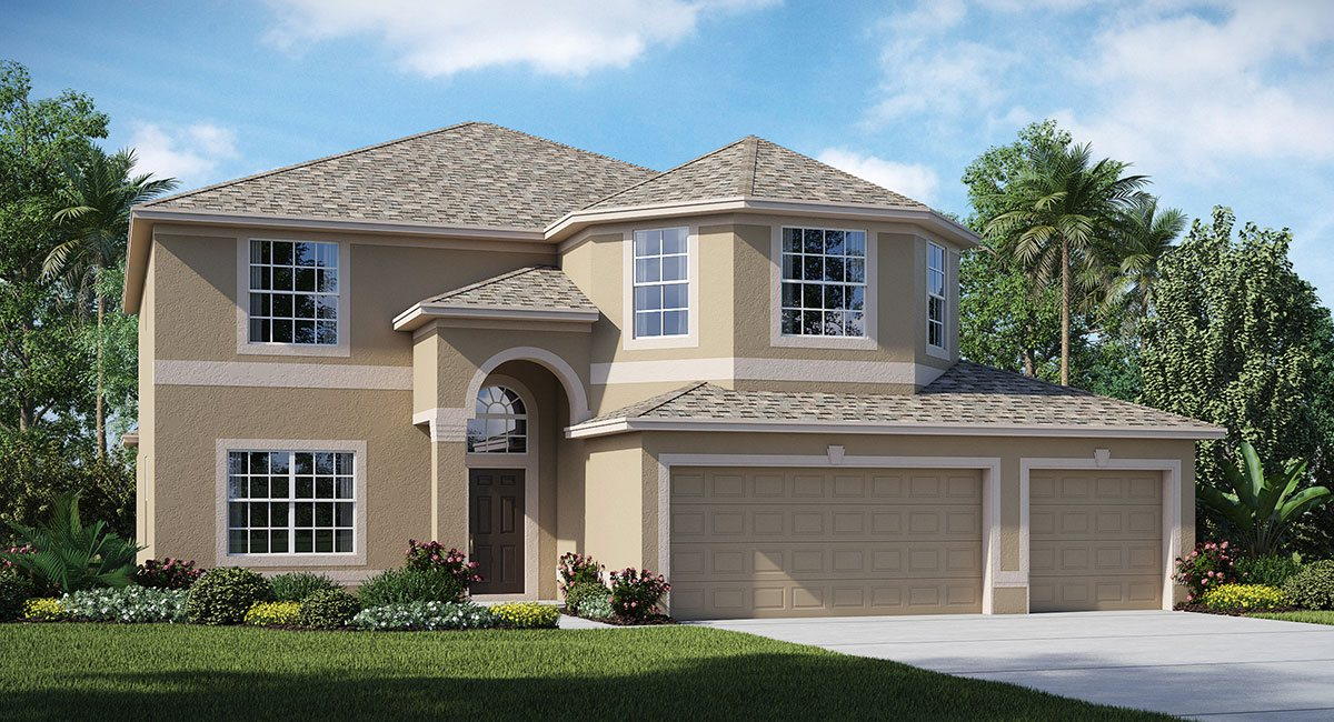 You are currently viewing New Homes on Market Riverview Florida