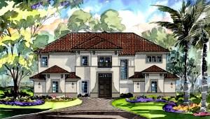 Stonelake Ranch The Toscana 5,012 square feet 5 bed, 6.5 bath, 3 car, 2 story  Thonotosassa Fl