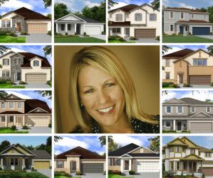 New Homes Marketing Manager Kim Christ Kanatzar