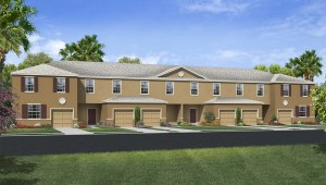 Copper Creek 1,674 square feet 3 bed, 2.5 bath, 1 car, 2 story Gibsonton Fl