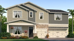 South Tampa Living The Dayton 3,745 square feet 5 bed, 3.5 bath, 3 car, 2 story South Tampa Fl