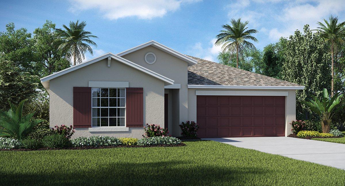 New Homes Developments in Ruskin Florida