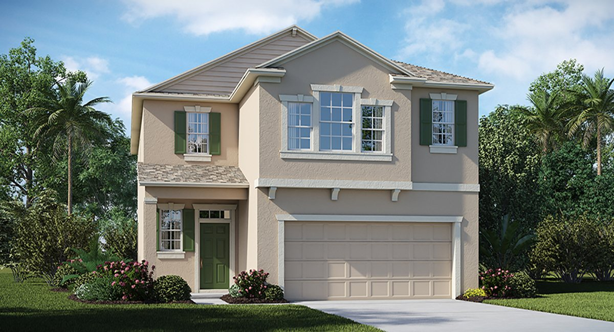 New Homes Representation in Riverview Florida